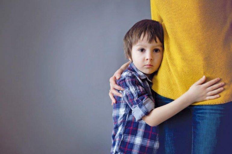 Trastorno de ansiedad por separación psicologo madrid