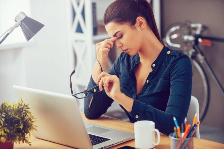 Estrés laboral psicologo madrid